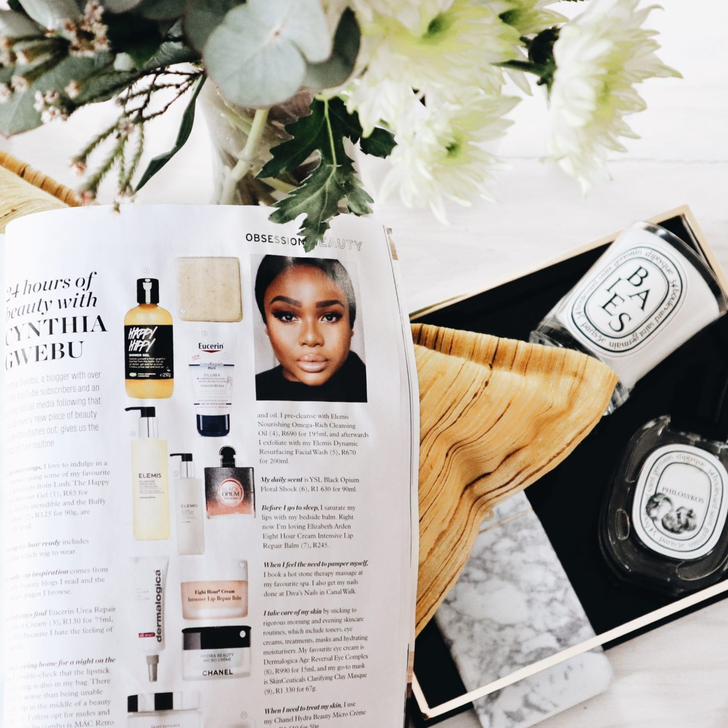 WHAT I'M LOVING + NEW IN BEAUTY