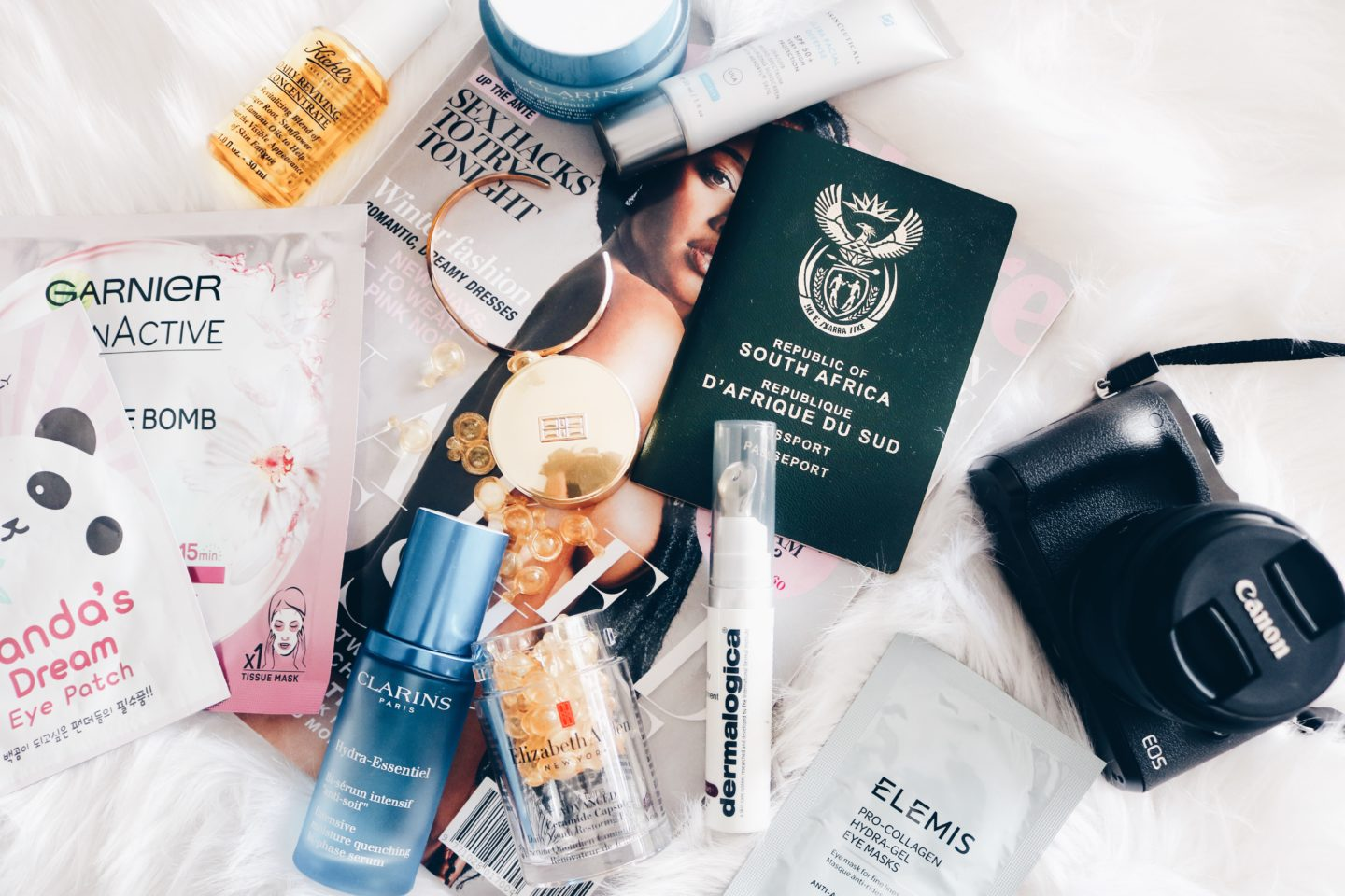 My Streamlined Travel Skincare Routine